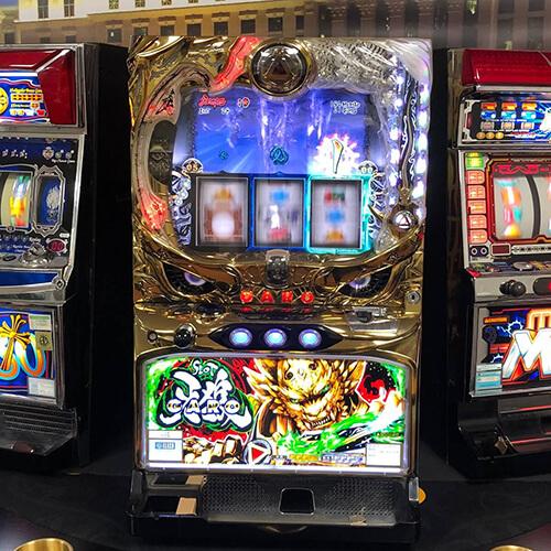 Slotmachine casino